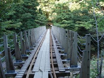 20090517 3トロッコ軌道の鉄橋1.JPG