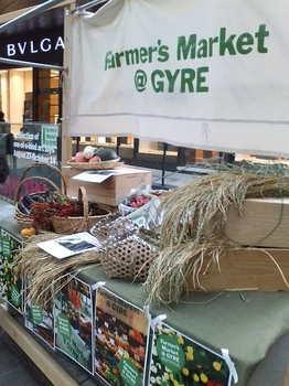 20090927 Farmer'sMarket@GYRE.jpg
