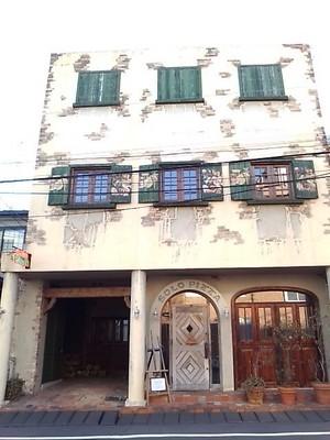 20100124 広尾2丁目SoloPizza.JPG