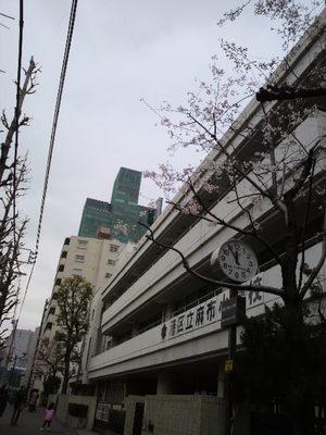 20100328 麻布小・泉ガーデンタワー.JPG