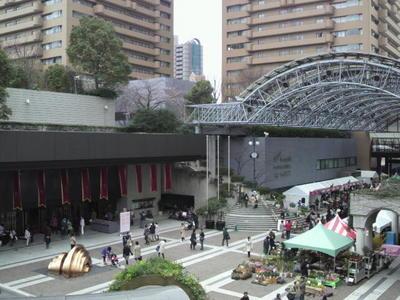 20100328 アークヒルズ桜まつり1.JPG