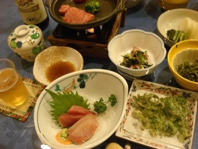 20100515 忍野温泉夕食1.JPG