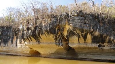 20100818 1ベクパカ3マナンブル河カヌー散策7.JPG