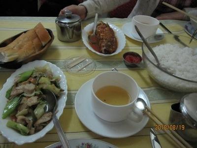 20100819 6アンタナナリヴ4シャンガイ夕食2.JPG