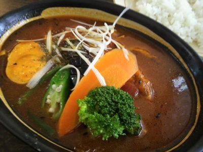 20100916 Buzz curry花車 生ラム&夏野菜.JPG