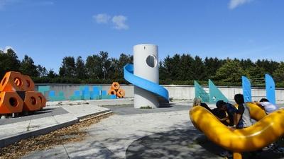 20100918 モエレ沼公園5サクラの森 遊具6.JPG
