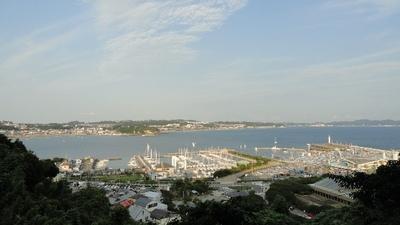 20100919 3江ノ島から葉山方面.JPG