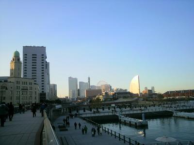 20101225 横浜7横浜税関.JPG