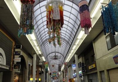 20110717 15天神橋アーケード街.JPG