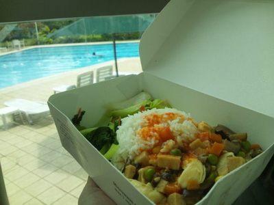 20111114 8昼食Veg&Beancurd.JPG