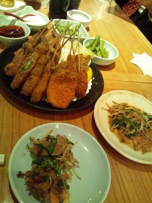 20120131 NYC2夕食.JPG