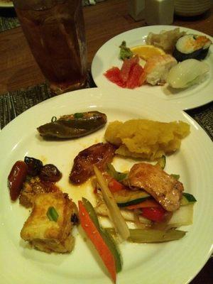 20120216 2Islander Terrace夕食.JPG
