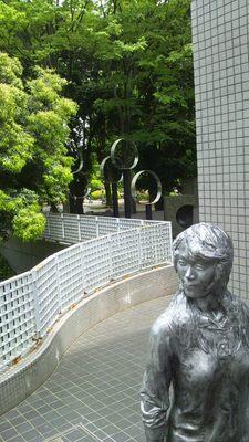 20120520 埼玉県立近代美術館2屋外彫刻3.JPG