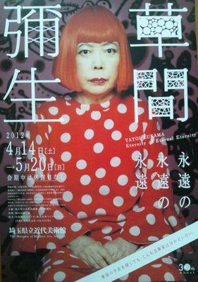 20120520 草間彌生永遠の永遠の永遠.JPG