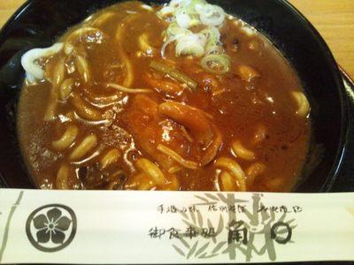 20120523 角○カレーうどん.JPG