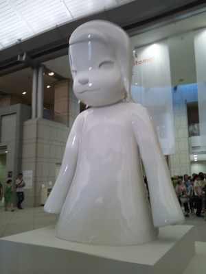 20120909 奈良美智展3.JPG