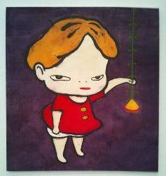 20120909 横浜美コレクション展奈良美智1.JPG