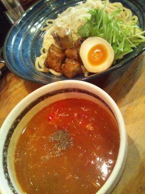20121013 トマトつけ麺.JPG